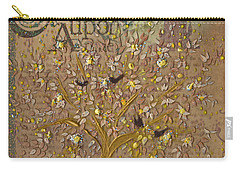 Once Upon A Golden Garden By Jrr Carry-all Pouch by First Star Art