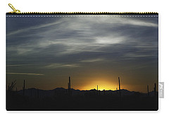 Carry-all Pouch featuring the photograph Once Upon A Time In Mexico by Lynn Geoffroy