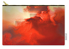 Carry-all Pouch featuring the photograph One Day by Kellice Swaggerty