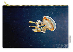 One Jelly Fish Art Prints Carry-all Pouch