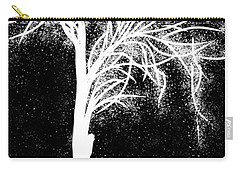 One More Tree Carry-all Pouch by Kume Bryant