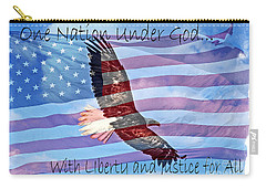 One Nation... Carry-all Pouch