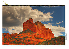 One Sedona Sunset Carry-all Pouch