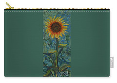 One Sunflower - Sold Carry-all Pouch