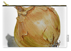 Onion Carry-all Pouch by Irina Sztukowski