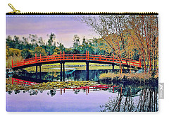 Carry-all Pouch featuring the photograph Only In Dreams by Wallaroo Images