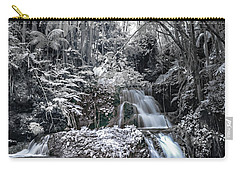 Onomea Falls In Infrared 2 Carry-all Pouch