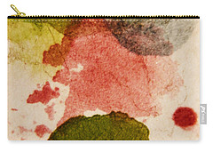 Open Heart Carry-all Pouch by Andrea Anderegg