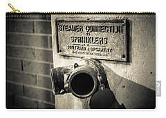 Open Sprinkler Carry-all Pouch by Melinda Ledsome