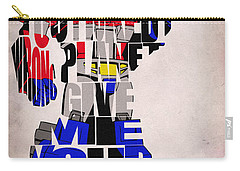 Optimus Prime Carry-all Pouch