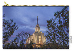 Oquirrh Mountain Temple II Carry-all Pouch
