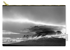 Carry-all Pouch featuring the photograph Oquirrh Range Utah by Ron White