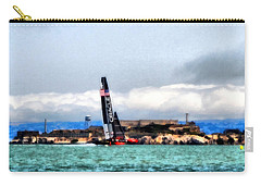Oracle Team Usa And Alcatraz Carry-all Pouch