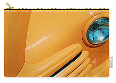 Orange Car Carry-all Pouch