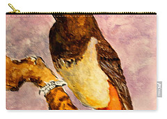 Orange-spotted Bulbul Carry-all Pouch