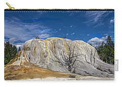 Orange Spring Mound Yellowstone National Park Carry-all Pouch