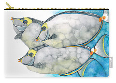 Orangespine Unicornfish Carry-all Pouch