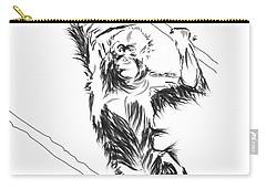 Orangutan 3 Carry-all Pouch