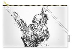 Orangutan Baby 2 Carry-all Pouch