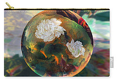 Oriental Abstract  Carry-all Pouch