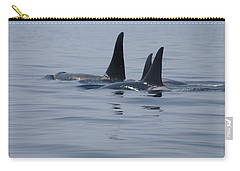 Orca Family Carry-all Pouch