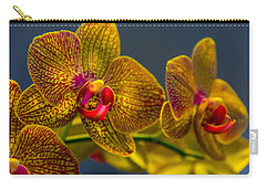 Orchid Color Carry-all Pouch by Marvin Spates