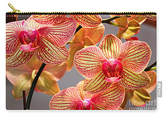 Orchid Carry-all Pouch by Judy Palkimas
