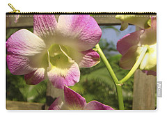 Orchid Splendor Carry-all Pouch