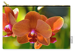 Carry-all Pouch featuring the photograph Orchids  by Lehua Pekelo-Stearns