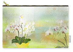 Orchids - Limited Edition 1 Of 10 Carry-all Pouch