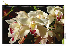 Carry-all Pouch featuring the photograph Orchids by Glenn McCarthy Art and Photography