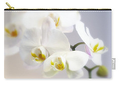Orchids In The Mist Carry-all Pouch