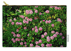 Oregon Azaleas Carry-all Pouch by Ed  Riche