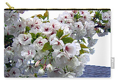 Oregon Cherry Blossoms Carry-all Pouch