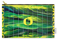 Oregon Football Carry-all Pouch