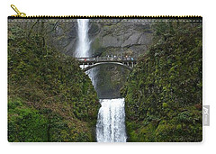 Oregon Long Shot Of  Falls Carry-all Pouch