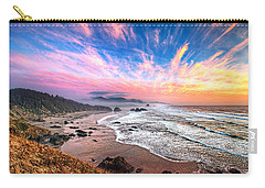Oregon Sunset Carry-all Pouch