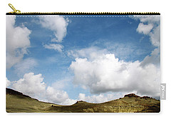 Oregon Trail Country Carry-all Pouch by Ed  Riche