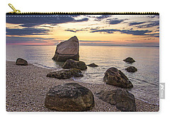 Orient Point Calm Carry-all Pouch