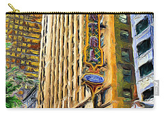 Oriental Theater Of Chicago Carry-all Pouch