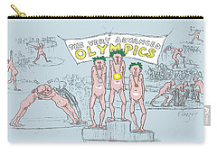 Original Olympics Carry-all Pouch
