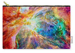 Orions Heart-where The Stars Are Born Carry-all Pouch by Eti Reid