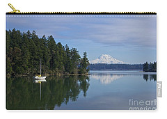 Carry-all Pouch featuring the photograph Oro Bay IIi by Sean Griffin