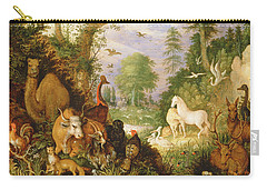 Orpheus Charming The Animals, C.1618 Carry-all Pouch