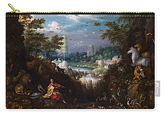 Orpheus Carry-all Pouch by Roelant Savery