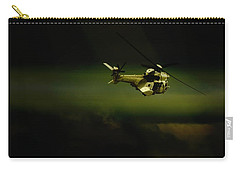 Carry-all Pouch featuring the photograph Oryx by Paul Job