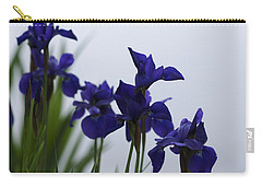 Carry-all Pouch featuring the photograph Osaka Garden by Miguel Winterpacht