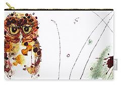 Oscar Carry-all Pouch by Dawn Derman