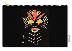 Oshun Carry-all Pouch by Cleaster Cotton