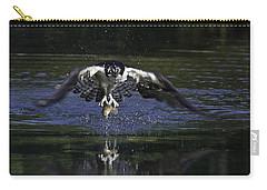 Osprey Bird Of Prey Carry-all Pouch